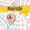 Nairobi Offline Map Navigator and Guide