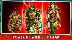 Screenshot Eternity Warriors 3 on iPhone