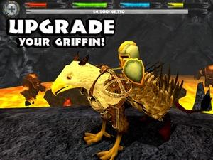 Screenshot Griffin Simulator on iPad