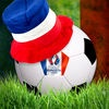 Flag Face Photo Sticker for Euro Cup 2016