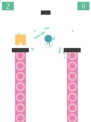 Screenshot Bounce on iPad