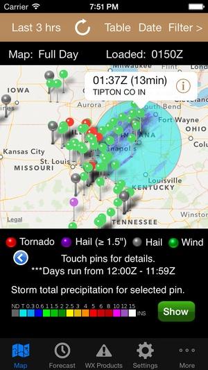 Screenshot iDamage on iPhone