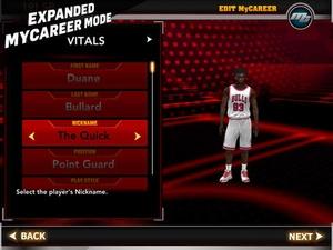 Screenshot NBA 2K15 on iPad