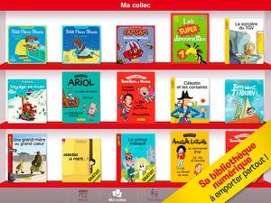 Screenshot J'aime lire Store, application enfant pour lire et apprendre à lire on iPad