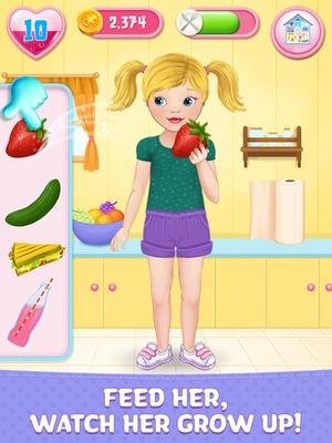 Screenshot My Emma :) on iPad