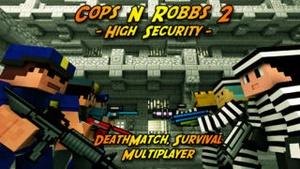 Screenshot Cops N Robbs 2  on iPhone