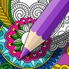 Mindfulness coloring