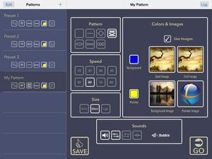 Screenshot The EMDR Helper on iPad