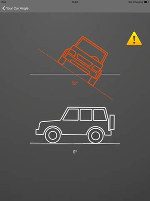 Screenshot Your Car Angle on iPad