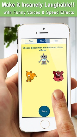Screenshot Crazy Heliumbooth Free  on iPhone
