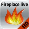 Fireplace live HD free: Relaxing romantic fires & Soothing white noise sounds to fall asleep