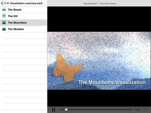 Screenshot The Linden Method on iPad