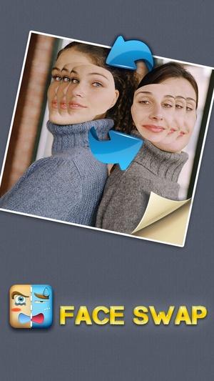Screenshot Face Changer Free on iPhone