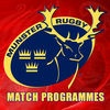 Munster Rugby Match Official Programmes
