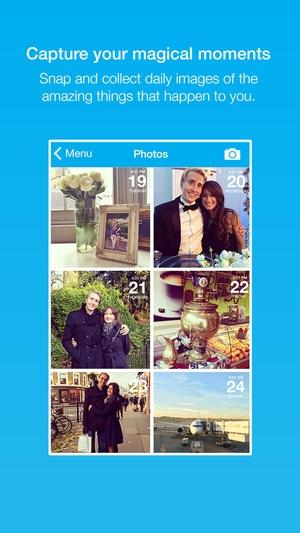 Screenshot 5 Min Journal on iPhone