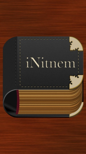 Screenshot iNitnem on iPhone