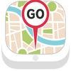 GoGo Maps Finder Neaby GPS Location for pokemon go