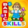 Preschool! All In One · Basic Skills School: Learning Adventure A to Z (Learn to Read Letters, TeachMe Numbers, Patterns and 12