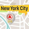 New York City Offline Map Navigator and Guide