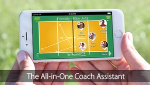 Screenshot iGrade for Volleyball Coach (Players' management with Roster, Game and Practice Information) on iPhone