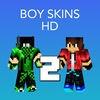 Best HD Boy Skins 2 for Minecraft Pocket Edition
