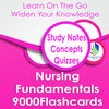 Nursing Fundamentals9000Flashcards