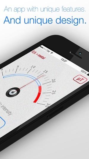 Screenshot Power Line Detector on iPhone