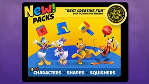 Screenshot Clay Maker: Mickey Mouse Clubhouse on iPhone