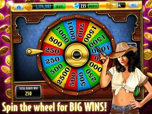 Screenshot Xtreme Slots  on iPad