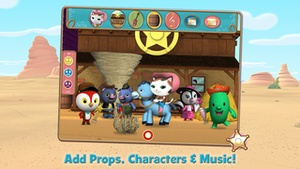 Screenshot Sheriff Callie's Tales of the Wild West on iPhone