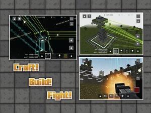 Screenshot Block Fortress on iPad