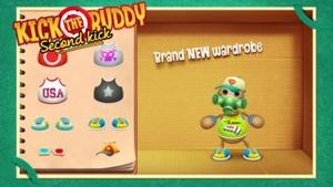 Screenshot Kick the Buddy: Second Kick Free on iPhone