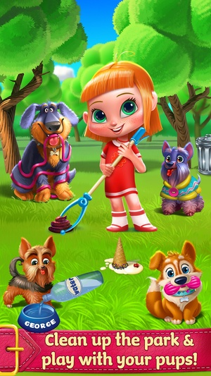 Screenshot Dog Walker  on iPhone