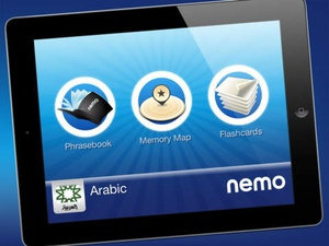 Screenshot Nemo Arabic on iPad