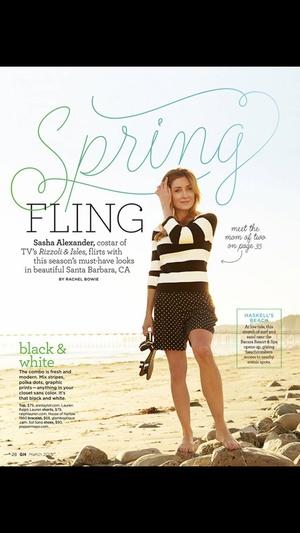 Screenshot Good Housekeeping Magazine US on iPhone