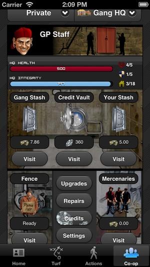 Screenshot Gangster Paradise on iPhone