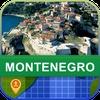 Offline Montenegro Map