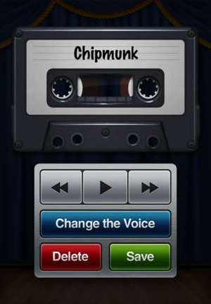 Screenshot Voices 2 on iPhone