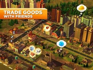 Screenshot SimCity BuildIt on iPad