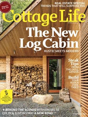 Screenshot Cottage Life on iPad