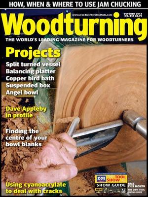 Screenshot Woodturning on iPad
