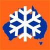 Australia Snow Map
