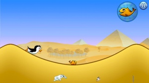 Screenshot Racing Penguin Flying on iPhone