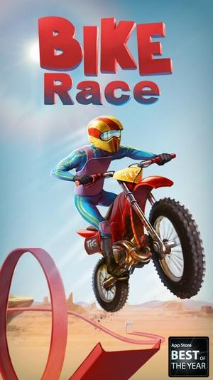 Screenshot Bike Race Pro on iPhone