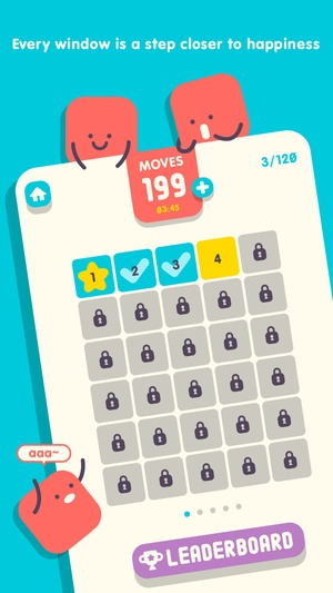 Screenshot Slide The Block on iPhone