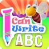I Can Write kids alphabet writing