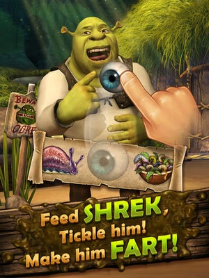 Screenshot Pocket Shrek on iPad