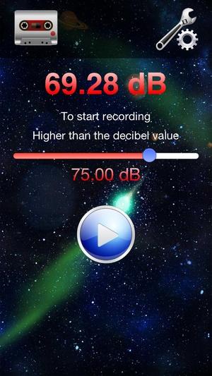Screenshot NC Sleep talking on iPhone