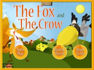 Screenshot The Fox and The Crow on iPad