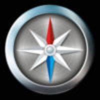 Gigantic Compass for iPad HD